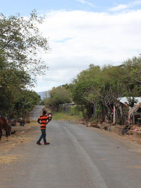 Granada, Nicaragua, im Januar 2017